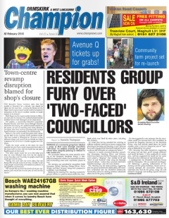 'two faced' councillors